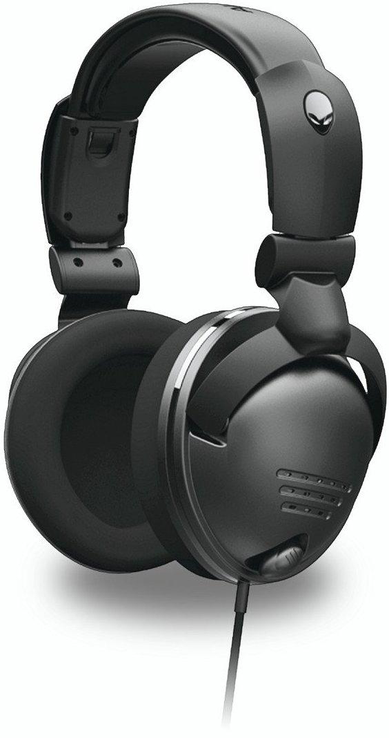 Dell Alienware TactX Stereo Headset (Over-Ear, 16-28000 Hz, 110dB, kabelgebunden)