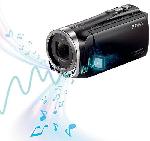Sony HDR-CX450 Full HD Camcorder schwarz