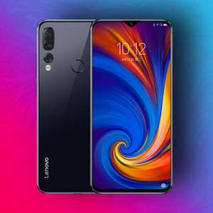 """Lenovo Z5s 64/4GB - Snapdragon 710 - 16MP+8MP+5MP - 6,3"""" FHD - Android 9 