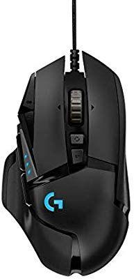 Logitech G502 Hero 16000DPi amazon.fr Kreditkarte