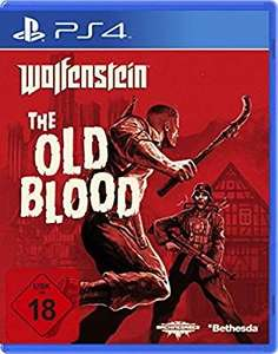 Wolfenstein: The Old Blood(PS4) [Amazon]