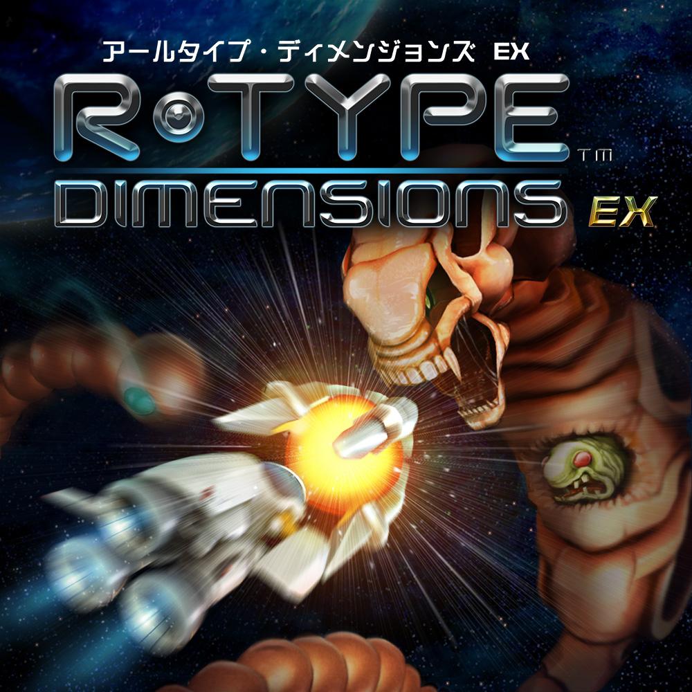 R-Type Dimensions EX (Switch) für 11,99€ oder für 9,75€ Südafrika (eShop)