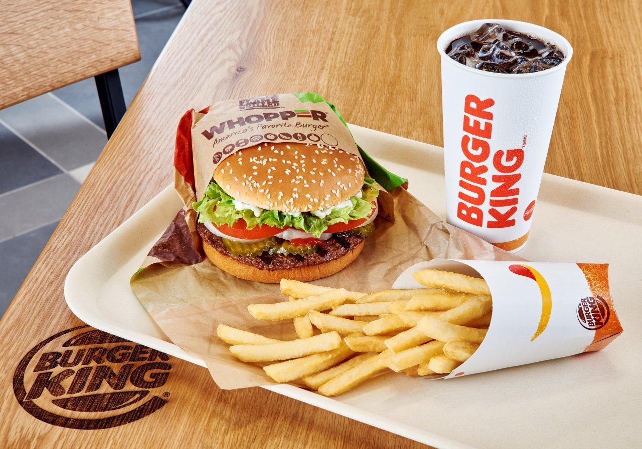 Burger king spar coupons