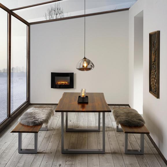[Mömax] Esstisch aus Massivholz - Akazienholz ca. 160 x 85 cm, Shoop 4% = 180,80€