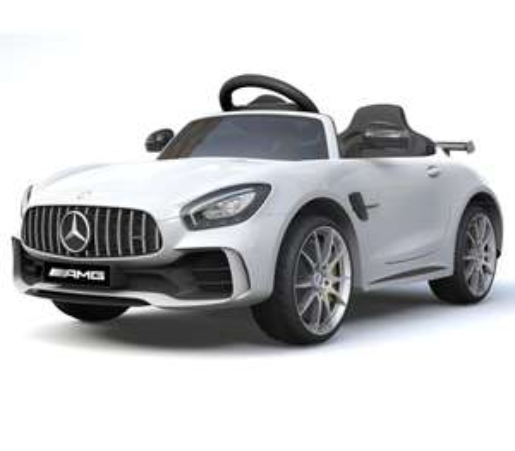 Mercedes - Benz GTR AMG Elektro Kinderauto Modell 2018