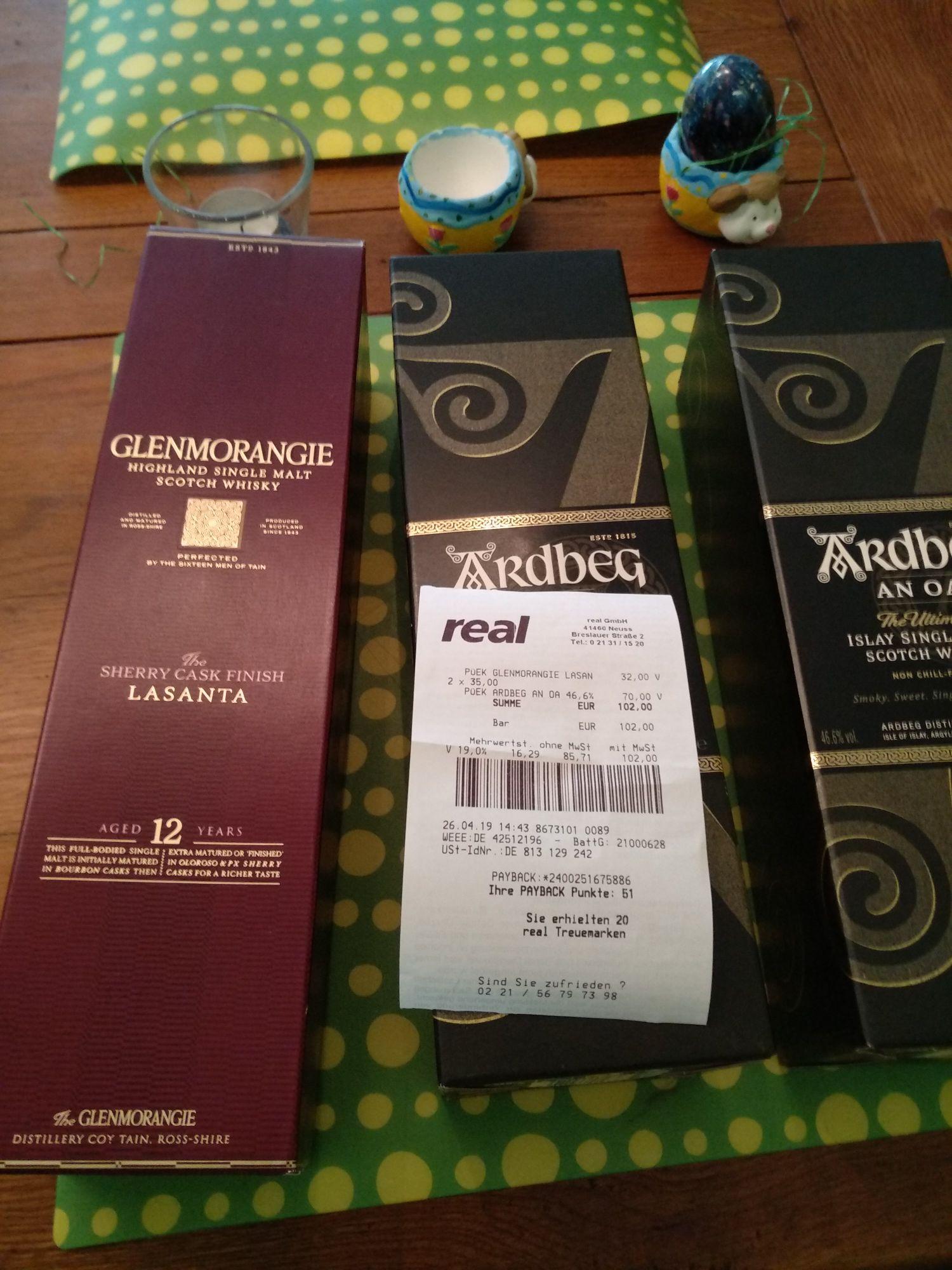Whisky , Lokal Real Neuss Rheinpark-Center