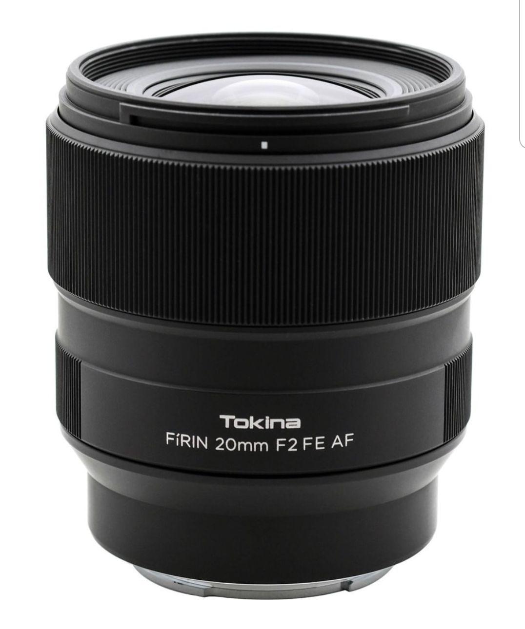 Tokina 20mm F2 AF Sony E-Mount