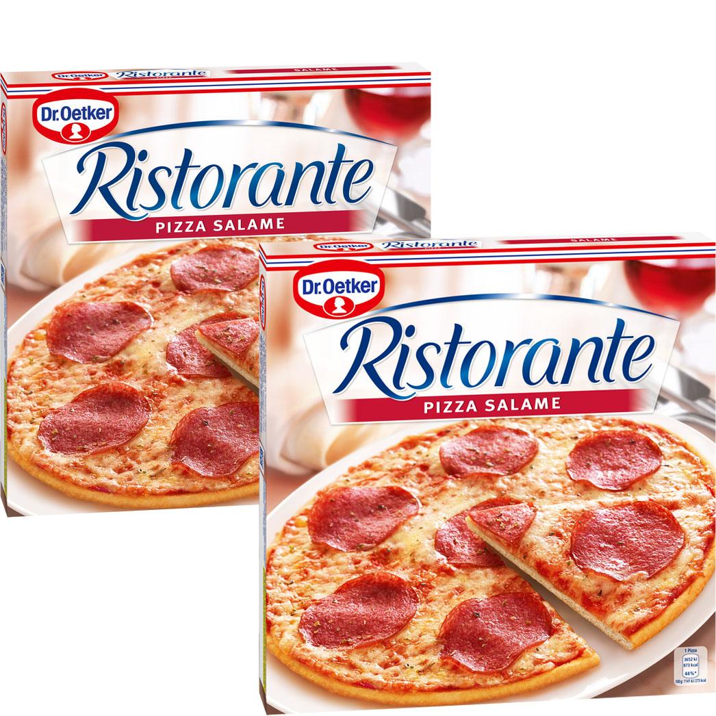 2x Dr. Oetker Pizza Ristorante für 2,98 und so nur 1,49€ pro Pizza bei ( Penny 3.5.)