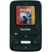 Sandisk Sansa Clip Zip Mp3-Player 8GB schwarz für 43,14€ @voelkner.de