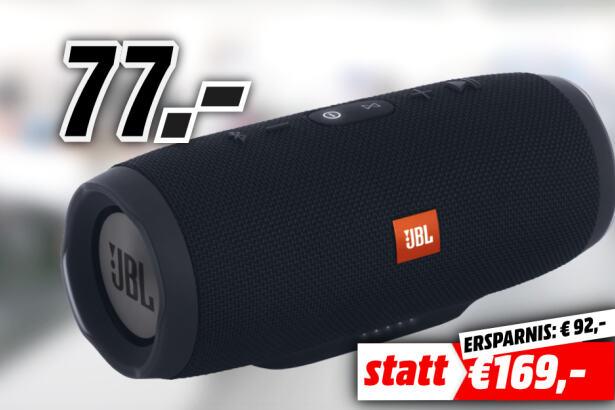 [Lokal: Media Markt Schwabach von 13-18 Uhr] JBL Charge 3 Stealth Edition | SanDisk Ultra 128GB microSDXC für 14€ | Dyson Cyclone V10 @439€