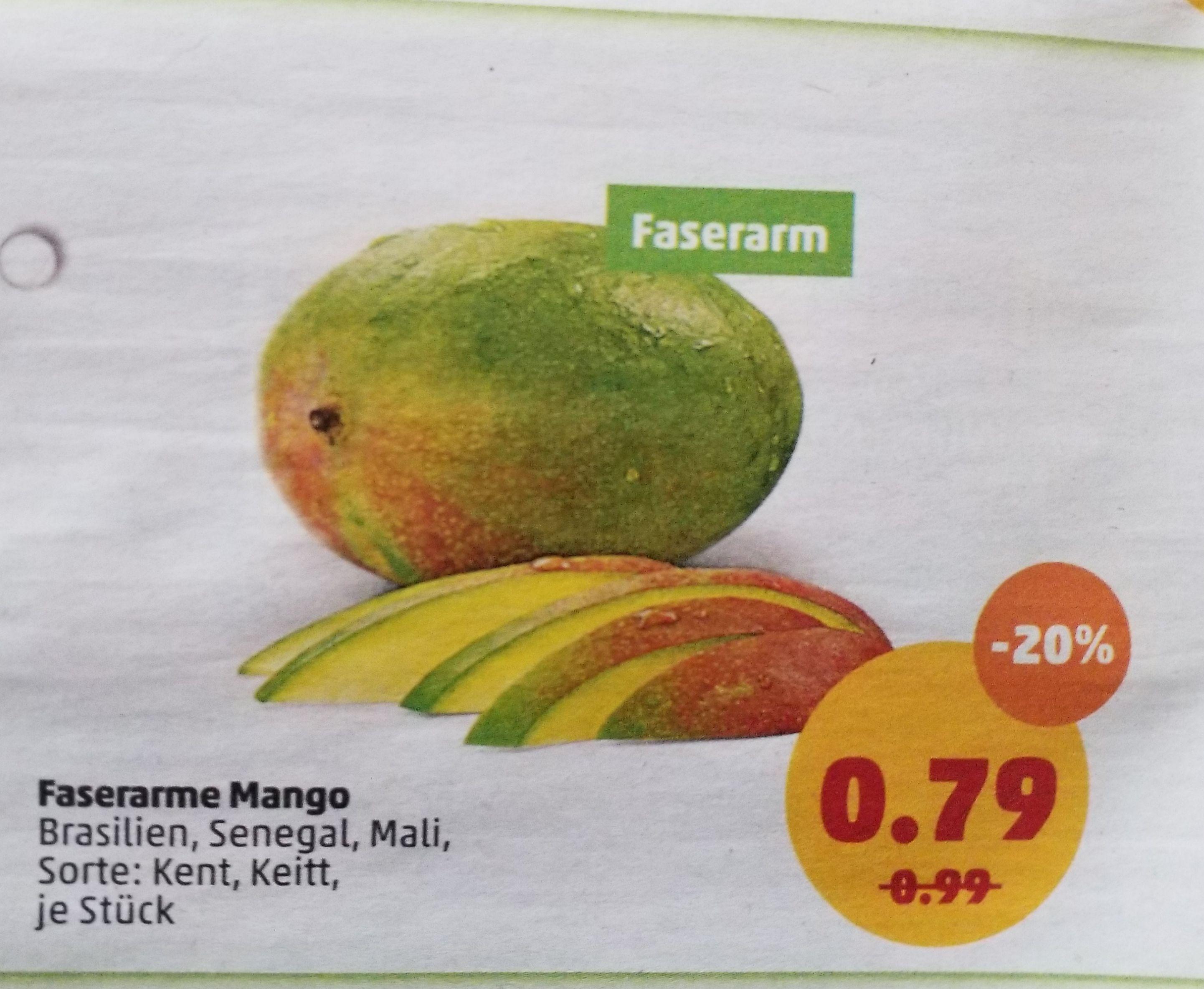 [Penny] Ab 29.04 Mango faserarm für je 0.79€