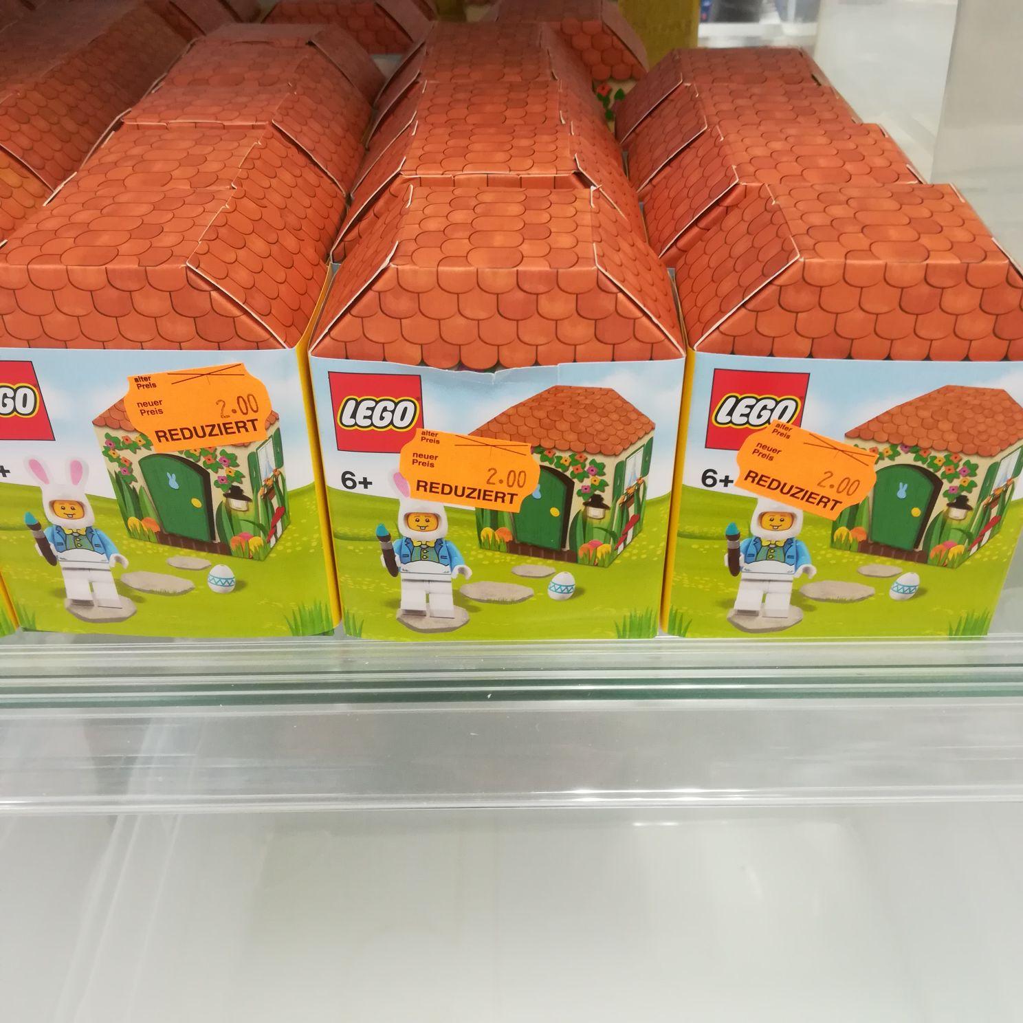Lokal  Lego Osterhase mit Hütte Set 5005249