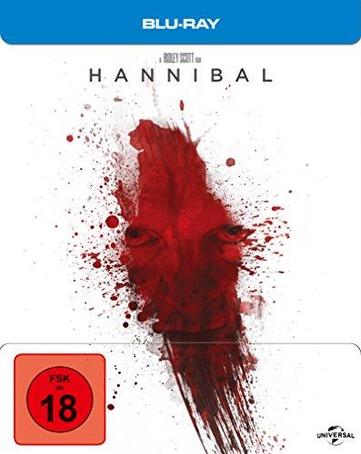 Hannibal - 15th Anniversary Limited Steelbook (Blu-ray) für 5,99€ versankostenfrei (Amazon Prime & Saturn)