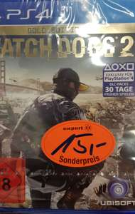 (Lokal Expert Uelzen) Watch Dogs 2 Gold Edition PS4