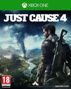 Just Cause 4(Xbox One) [Coolshop]