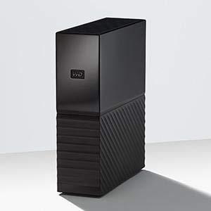 WD My Book Desktop 6 TB - Externe Festplatte - USB 3.0 - 256Bit AES-Hardwareverschlüsselung