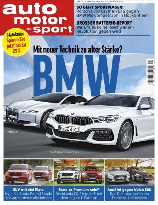 6 Monate Auto Motor Sport für 59,15€ + 60€ BestChoice Gutschein