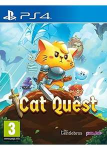 Cat Quest (PS4) für 11,91€ (Base.com)