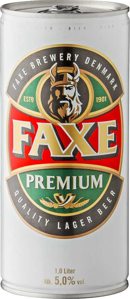 [Kaufland] FAXE 1l Bier 1€