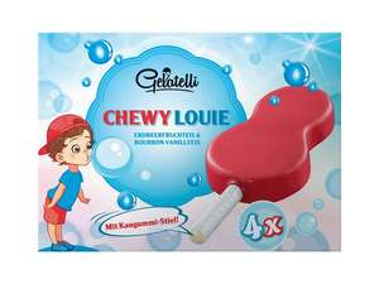 Chewy Louie Eis 4x - Bum Bum-Alternative für 1,49€ [Lidl]