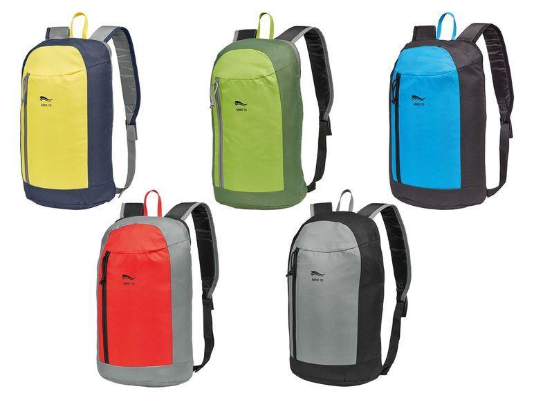 [Lidl] Ab 09.05.: CRIVIT Mini-Rucksack in verschiedenen Farben