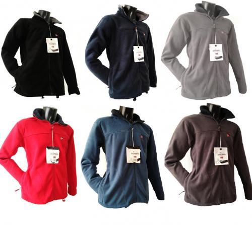(Ebay) Anapurna Fleece Jacke iceland  adventure 7 Farben S-XXXL 18,95€