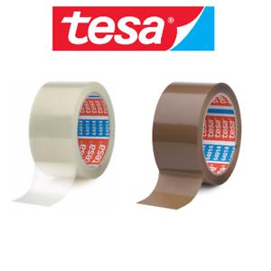 108 Rollen TESA 64014 Packband Klebeband braun / transparent für 83,97€ (Rollenpreis 78ct) [Ebay]