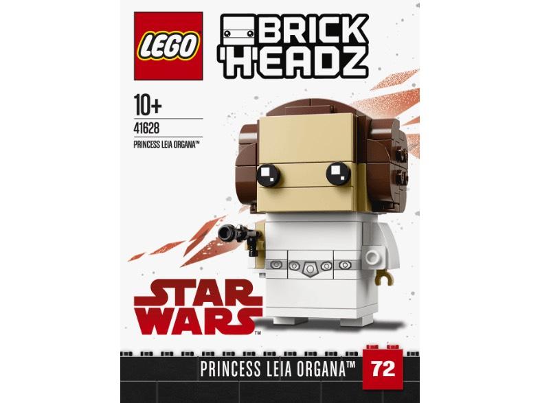 "LEGO® BrickHeadz™ ""Prinzessin Leia Organa™"" (41628) 7,99€ bei Filialabholung"