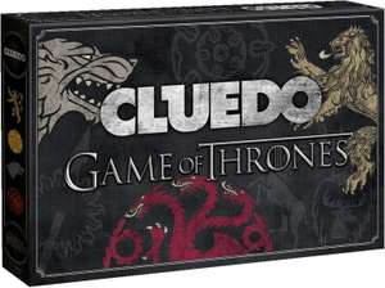 eBay Wow Cluedo Game of Thrones