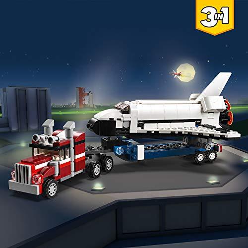 lego creator space shuttle transport - photo #24