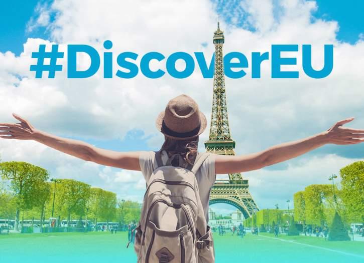 Die Europäische Kommission vergibt 15.000 Travel-Pässe kostenlos an 18-jährige