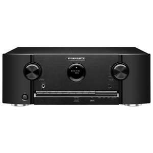 Marantz SR5013 7.2 AV Receiver HEOS/WiFi/Bluetooth/AirPlay2/DTS:X - schwarz