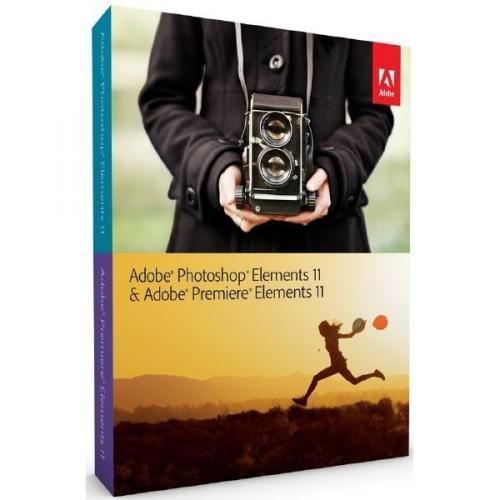 Adobe Photoshop Elements & Premiere Elements 11 @Cyberport