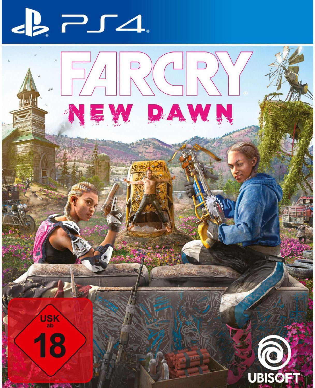 PAYDIREKT / Far Cry: New Dawn (PS4) für 21,90€ inkl. Versand + Cashback & Punkte