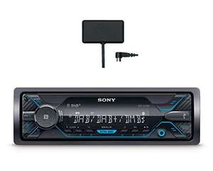 sony dsx a510kit dab autoradio mit antenne dual. Black Bedroom Furniture Sets. Home Design Ideas