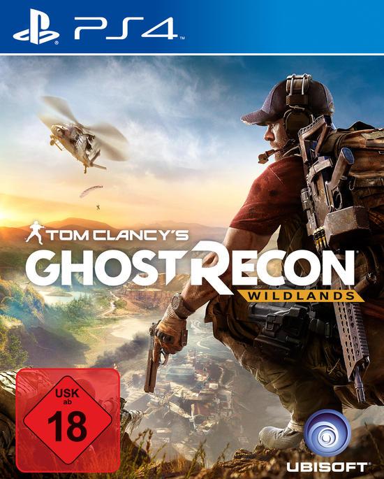 Tom Clancy's Ghost Recon: Wildlands (PS4 & Xbox One) für je 13,99€ (GameStop Offline)