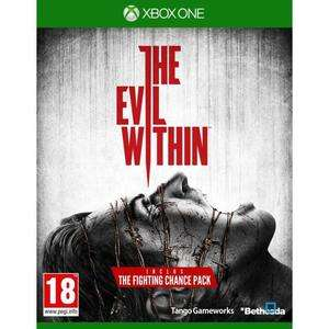 The Evil Within (Xbox One) + Fighting Chance Pack für 6,98€ (Cdiscount)