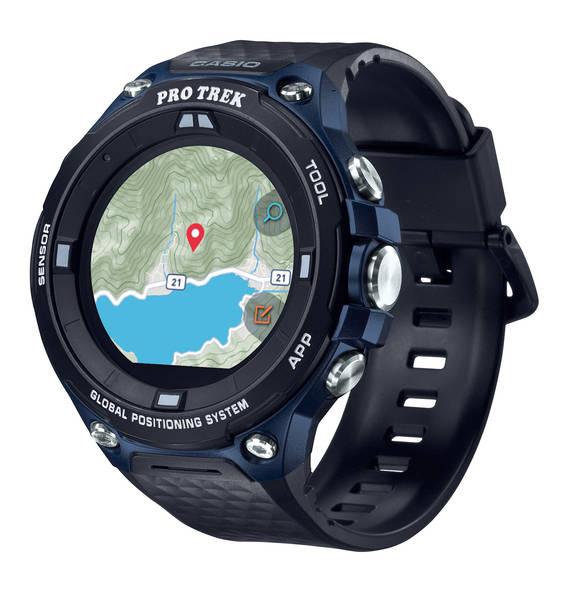 CASIO Pro Trek Outdoor Smartwatch WSD-F20A