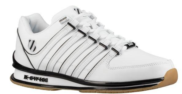K Swiss Rinzler SP Sneaker (White/Black/Gum 168) in 41- 47 Größen inkl. Versand
