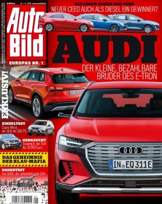 AUTO BILD - Abo - 3 Monate - 13 Ausgaben komplett kostenlos - 6 Wochen vor Ablauf kündigen !