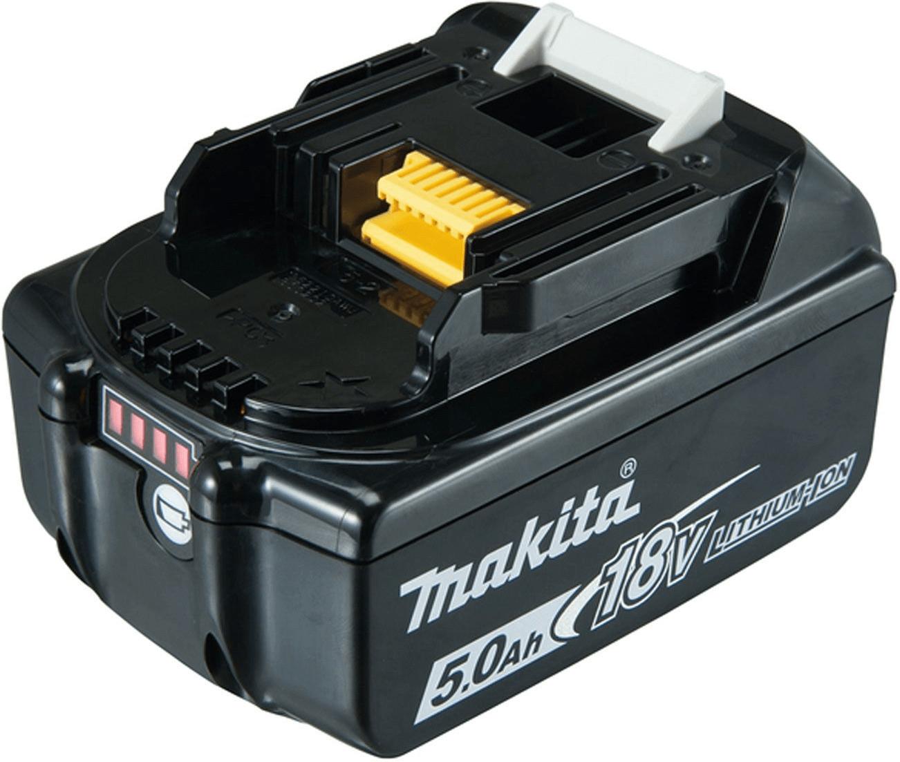 3 Stück Makita BL1850B 5,0Ah 18V Li-Ion Akku mit Ladestandsanzeige für 141€ [Ebay]