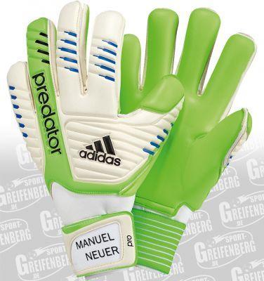 Manuel Neuer Torwarthandschuhe Adidas Predator Pro