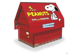 Peanuts - Die neue Serie Komplettbox Limited Edition Hundehütte (10 Disc Set Blu-ray) für 48,99 versandkostenfrei (Saturn)
