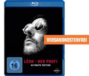 Leon - Der Profi - Ultimate Edition (Blu-ray) für 4,99€ inkl. Versand (Saturn & Amazon Prime)