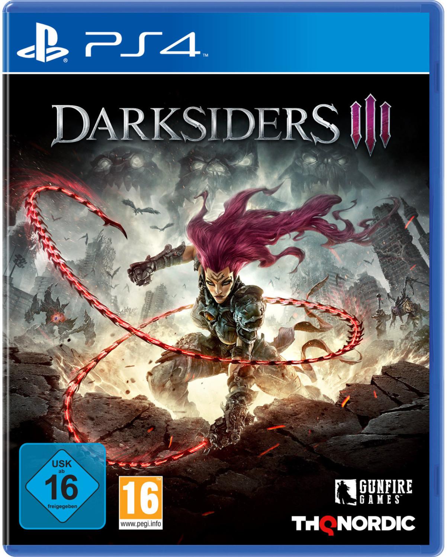 Darksiders III (PS4 & Xbox One) für je 25€ versandkostenfrei (GameStop & Amazon Prime & Media Markt)