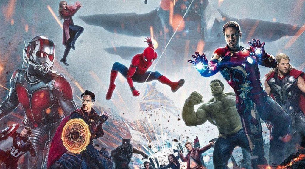 3 für 2 Marvel-Filme bei Amazon