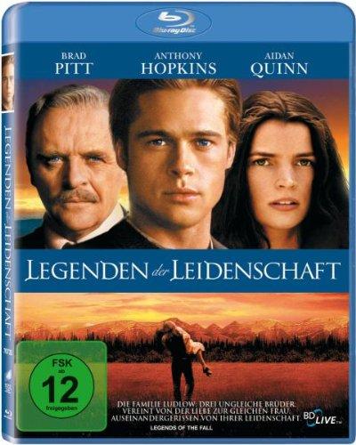 Legenden der Leidenschaft (Blu-ray) für 4,99€ (Amazon Prime & Saturn)