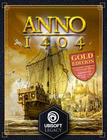 Anno 1404 Gold (Königs-) Edition [Download@Uplay]