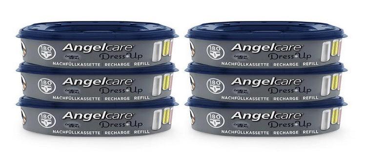 [XXXLutz] Angelcare Dress-Up Nachfüllkasetten 6er Pack
