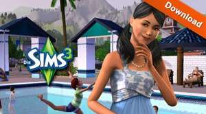 Die Sims 3 Downloadversion für  9,90 € +4% Cashback @ HitFox